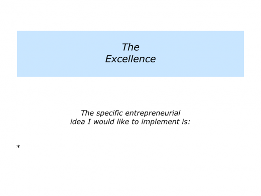 Slides Entrepreneurship, Engine and Excellence.009