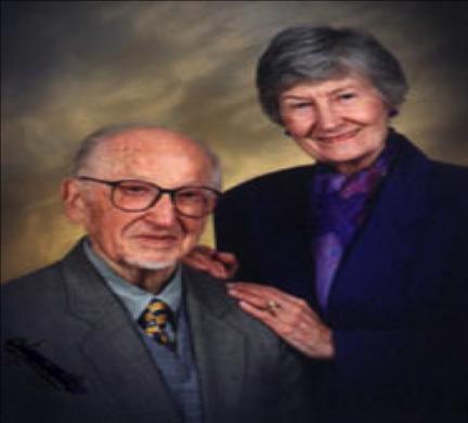 Bernard and Jean Haldane