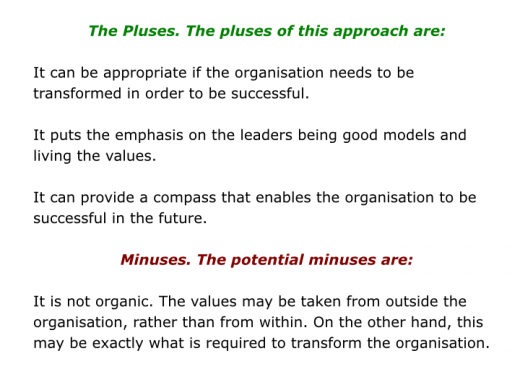 Companion Slides Values Driven Organisation.012
