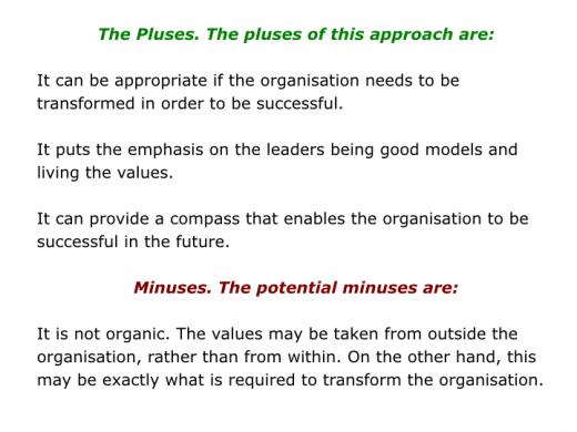Companion Slides Values Driven Organisation.012
