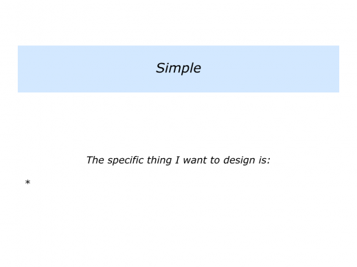 Slides Simple, Satisfying and Successful.004