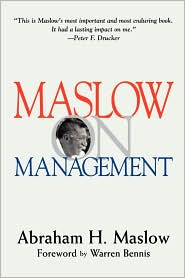 maslow-on-management