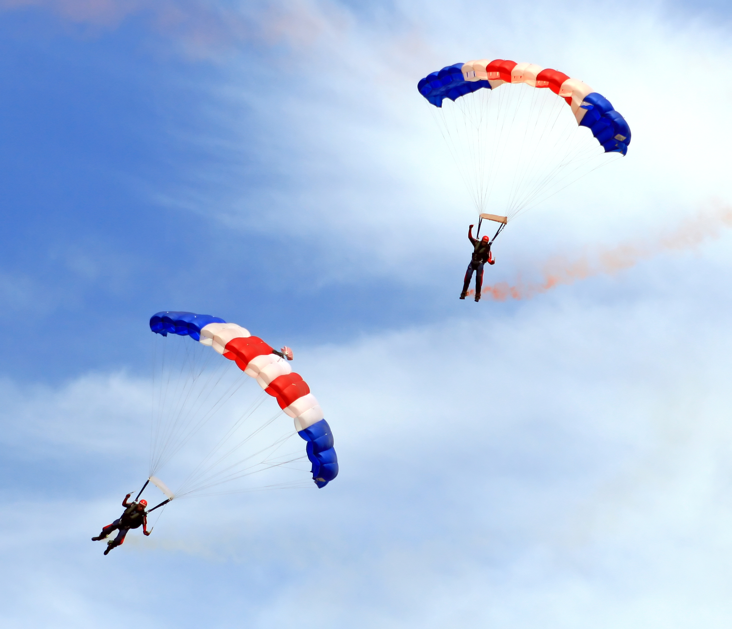 P is for Building A Team Of Parachute Packers - The ...