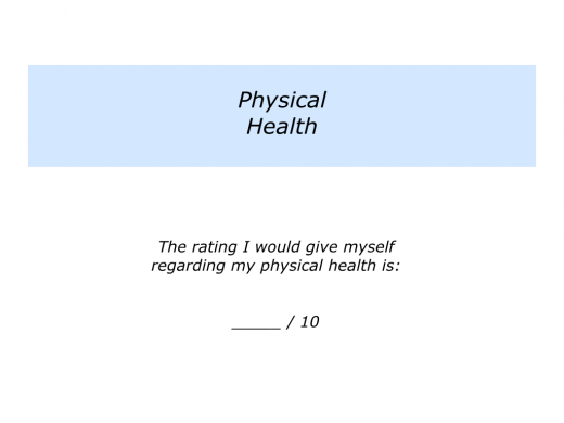 Slide P is for Physical, Psychological and Philosophical Health.002
