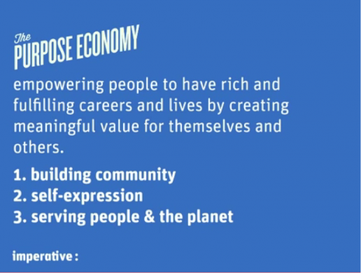 Purpose Economy Reasons