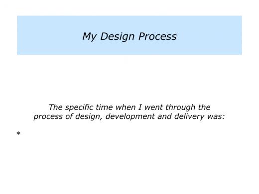 Slides Design, Development and Delivery.002