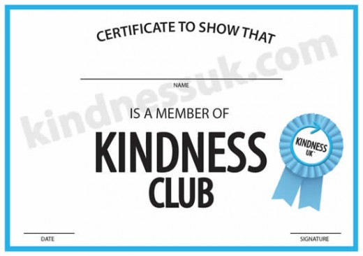 certificate_kindness_club
