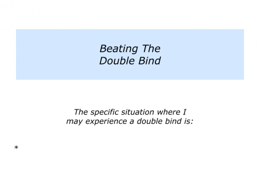 Slides Beating The Double Bind.002