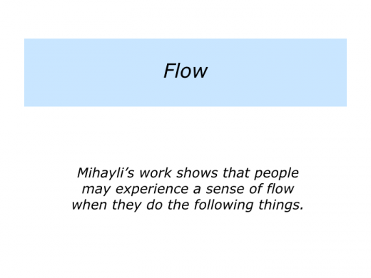 Slides C is for Mihaly and Flow.005