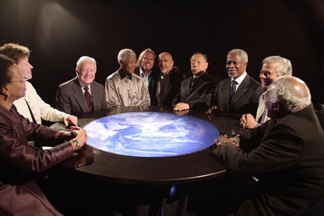 the-elders around table