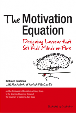 Motivation Equation book