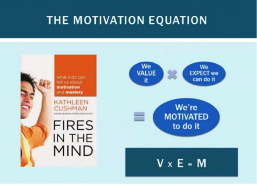 The Motivation Equation Model