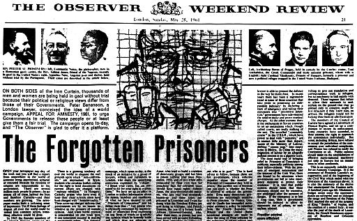 The forgotten prisoners