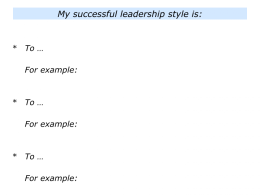Slides L is for My Successful Leadership Style.008