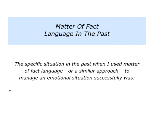 Slides M is for Matter of Fact Language.002