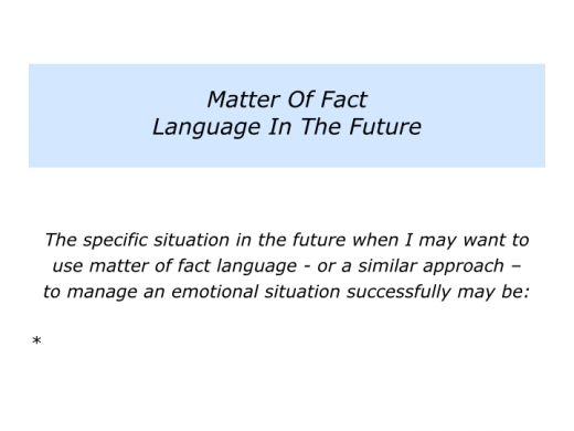 Slides M is for Matter of Fact Language.004