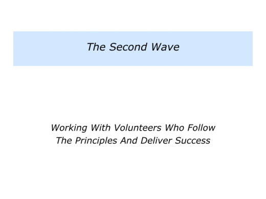 Slides W is for the Three Waves Approach.005
