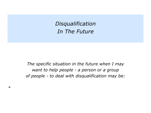 Slides Determination To Overcome Disqualification.005