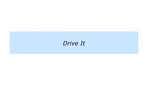Slides Drive It, .004