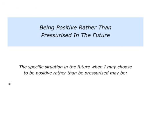 Slides Positive rather than Pressurised.005