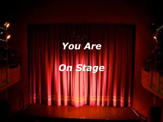 Slides you are on stage.001
