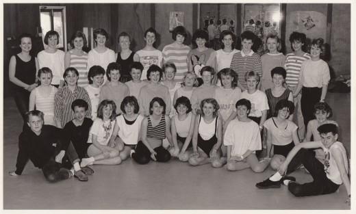 Feline Dance - 28 Apr 1987 - Lenzie Academy