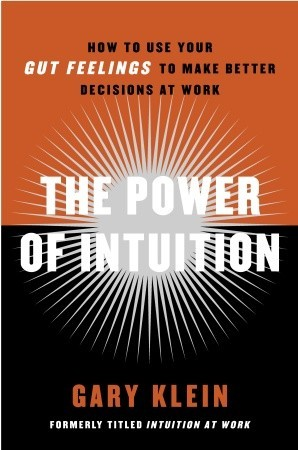 the power of intuition gary klein pdf