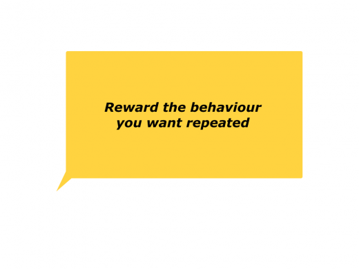 Slides Rewarding The Behaviour You Want Repeated.001