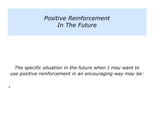 Slides Positive Reinforcement.012