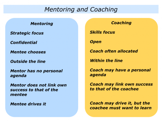 M is for Mentoring Programme In Your Organisation.006