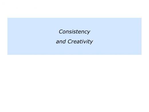 Slides Consistency and Creativity.006