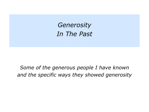 Slides G is for The Generosity Approach.001