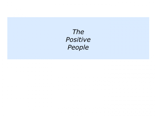 Slides building on the positive people.009