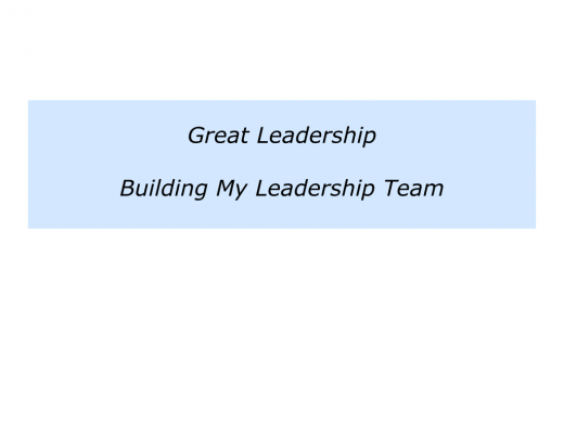 Slides L is for Leadership Teams.005