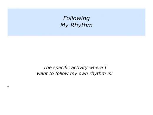 Slides R is for Following Your Rhythm.001