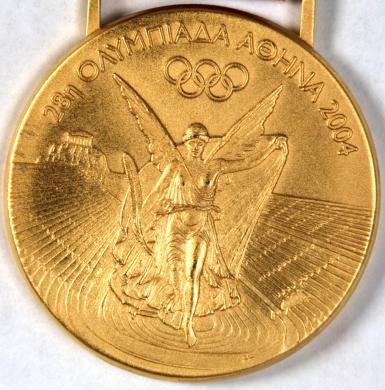 Gold Medel