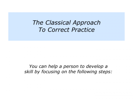 Slides Classical Approach to Correct Practice.001