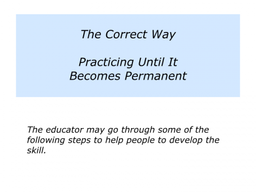 Slides Classical Approach to Correct Practice.013