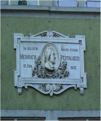 Heinrich Plaque