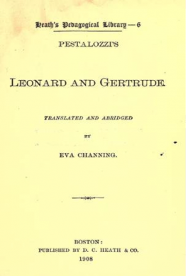 Leanord and Gertrude