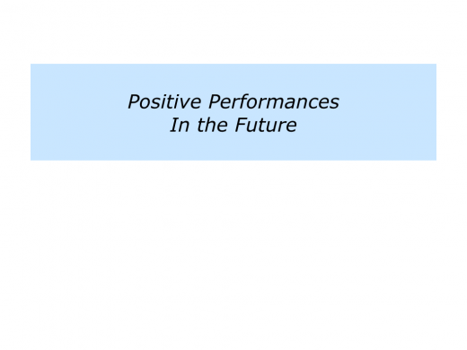 Slides Positive Performances and Poor Performances.007