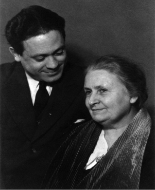 maria and son