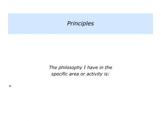 Slides Philosophy, Principles and Practice.005