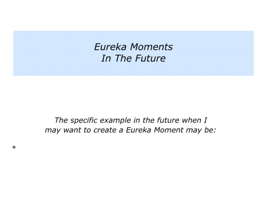 E is for Eureka Moments.007