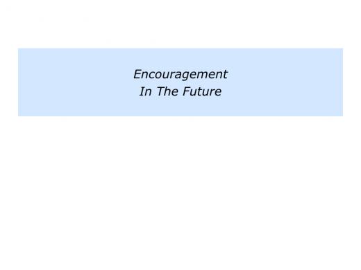 Slides Encouragement.007