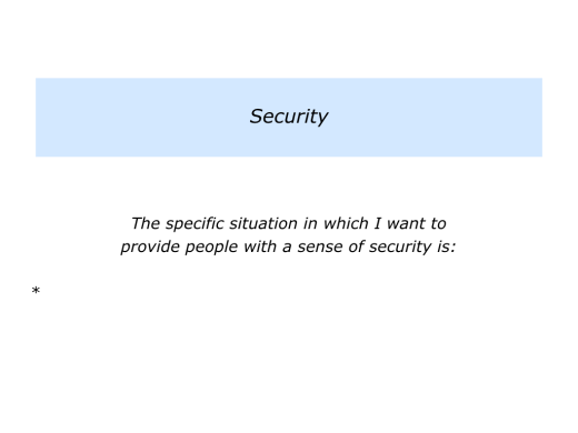 Slides Security, Strengths and Success.011