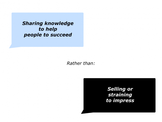 Slides Sharing Knowledge That Helps People To Succeed.001