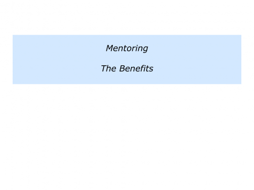 M is for Mentoring Programme In Your Organisation.002