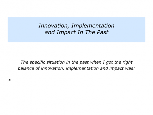 Slides Innovation, Implementation and Impact.003