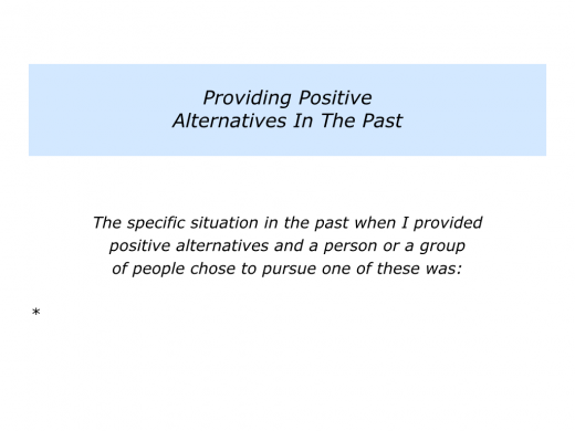 Slide Providing Positive Alternatives.002